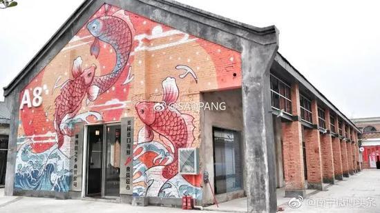 不要钱!南宁新晋网红圣地美呆 竟是旧厂房改造来的