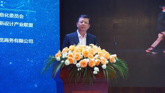 贺州市委书记李宏庆在开幕式上致辞