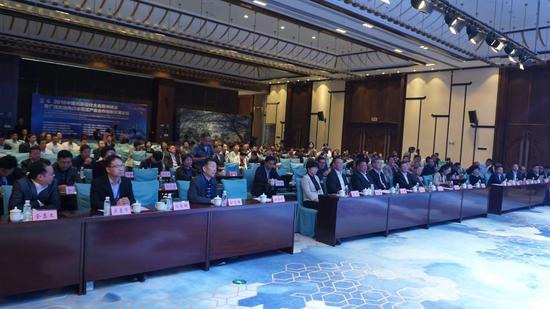 2018中国创新设计大会贺州峰会暨广西东融先行示范区产业合作创新发展论坛现场