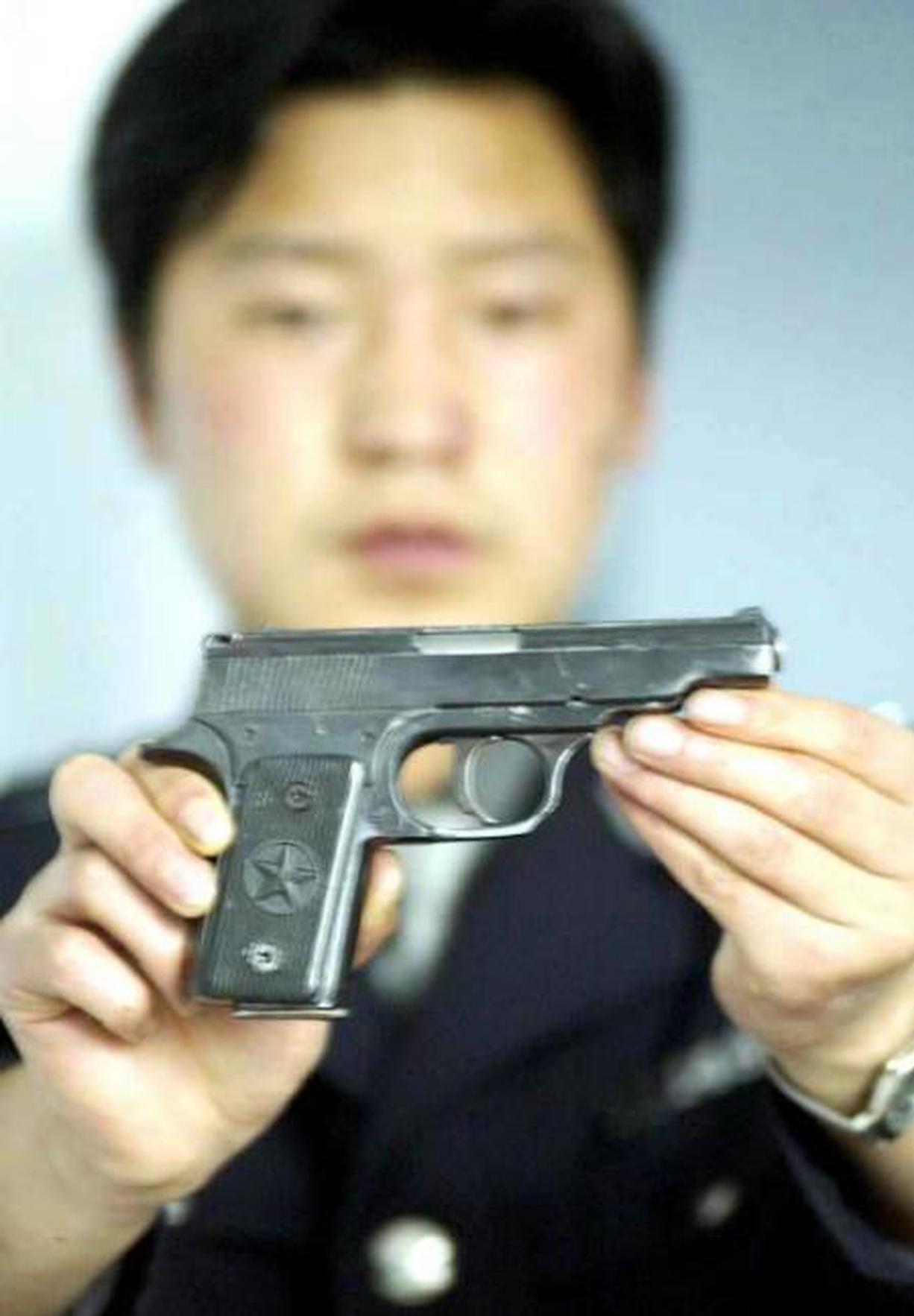 重庆警方打掉一个跨省网络制贩枪支配件团伙