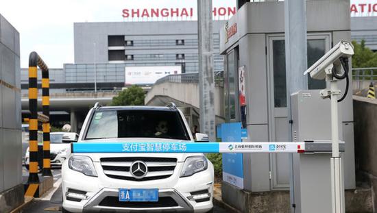 """""""无感支付""""秒付行停车场即将登陆广西  自动缴费快速离场不"""