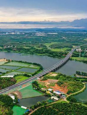 玉湛高速广东段验收 通车后时间将缩短