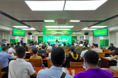 """""""建行杯""""2020广西退役军人创业创新大赛复赛在南宁开赛"""