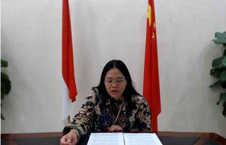 印度尼西亚共和国驻华大使馆公使衔参赞黎琳