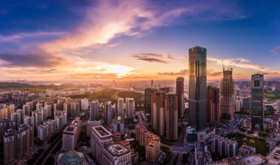 名企坐镇 宜宾五粮液股份有限公司入驻九洲国际