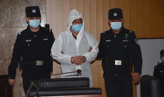 被控受贿516万余元!鹿寨县原副县长马耀洲受审