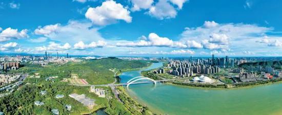 南宁:统筹协调促发展 城乡区域显活力
