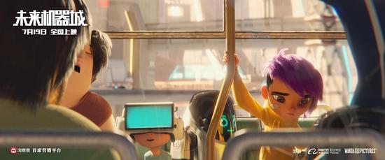 公交车低落的小麦