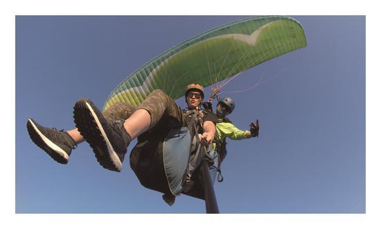 动力滑翔伞