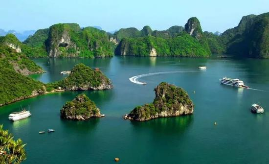 6月1日起 广西游客将可自驾游越南下龙湾啦(图)
