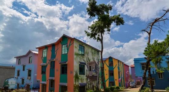 去什么马尔代夫 广西这个七彩之城满足你所有想象