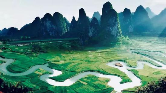 中国最美冬季在广西巴马!带你看看巴马到底有多美