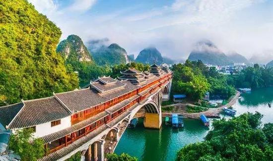 广西首批特色小镇!桂林这几个地方在其中 有你家吗