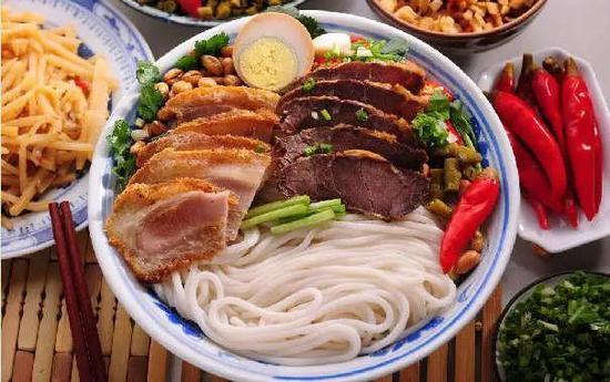广西14个市的美食清单 征服你的胃!今天就吃起来