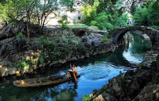 中国最老的10个古镇!广西这一处你不能不去(图)