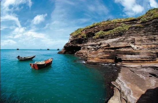为什么要来北海旅游?因为这些地方足够你尖叫(图)