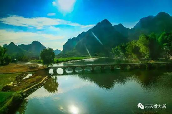 带你去个神奇美丽的边境县 骆越人集聚地:崇左大新