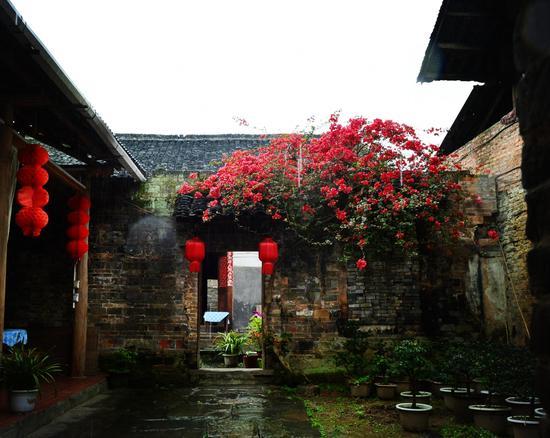 丹洲古镇:魂牵梦绕的水上古镇