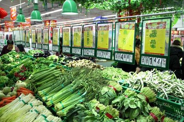 柳州抽检食用农产品124批次 其中4批次不合格