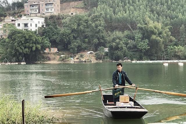 横县飞龙邮政所韦仕标:一个人的邮路连接起山里山外