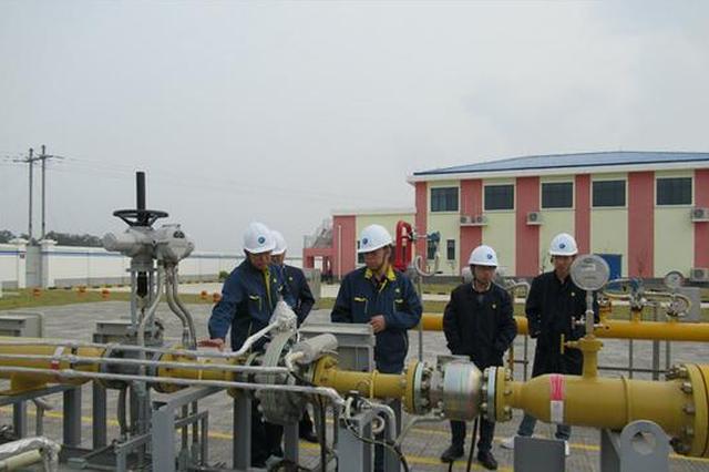 天然气将降价 首条向柳州输送天然气的长输管道投产