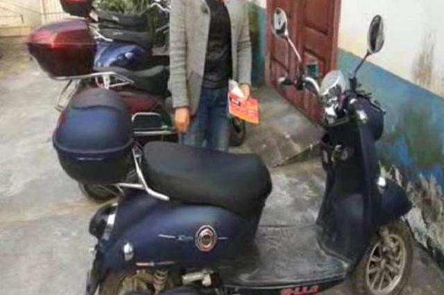 震惊!柳州一男子去偷车换钱 身边竟跟着6岁的女儿