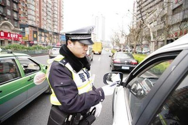 年底交通违法大整治 桂林交警每周组织不少于2次行动