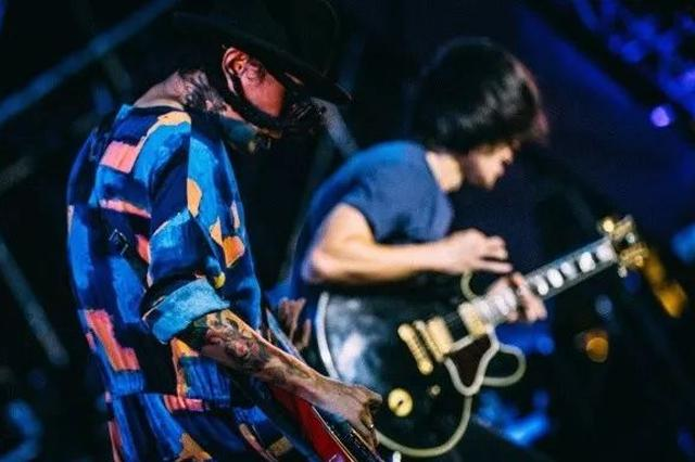 嗨爆现场!广西摇滚乐骄傲——海龟先生约你一起摇滚