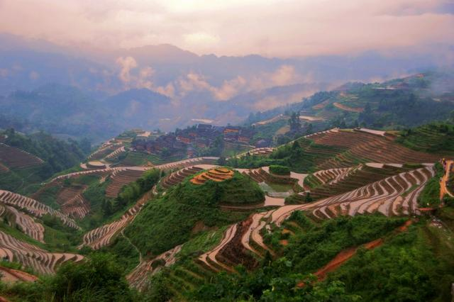 龙胜龙脊梯田系统被认定为全球重要农业文化遗产
