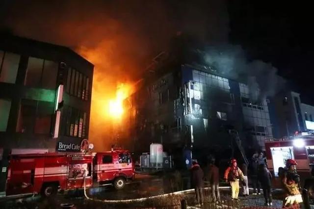 广西这些高层建筑火灾案例 高层工作、居住的你必看