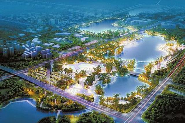 南宁:第一批城市展园建设加速 尽显地域特色