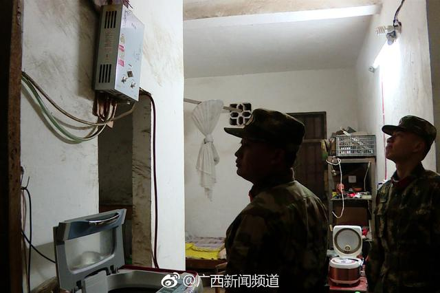 南宁:消防人员再查城中村  安全用气需小心