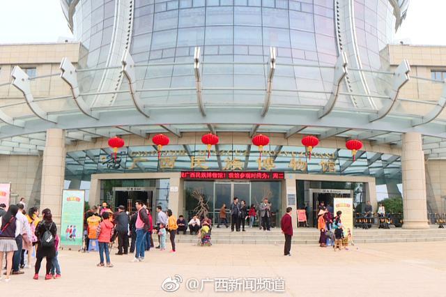 新春感受民俗文化 去广西民族博物馆体验传统中国年