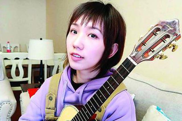 桂林这个美女火了!一段音乐视频被播放800万次