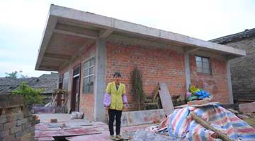 广西:过去五年360多万贫困农民搬新居