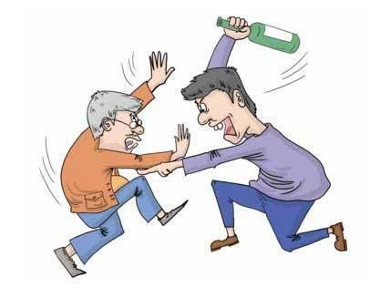 男子酒后与家人发生纠纷 打死岳父打伤岳母妻子