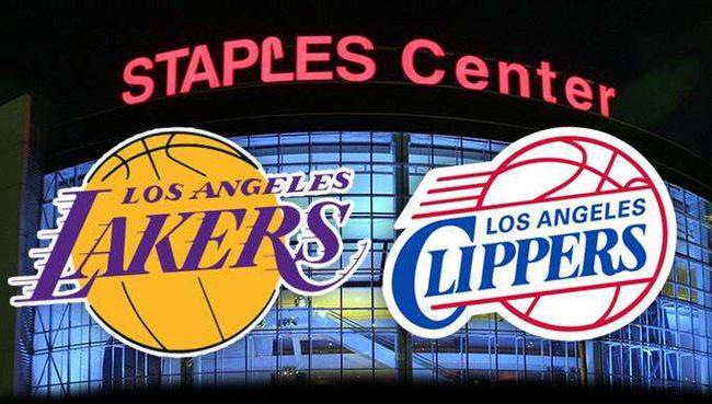 下赛季NBA洛杉矶德比引人瞩现在