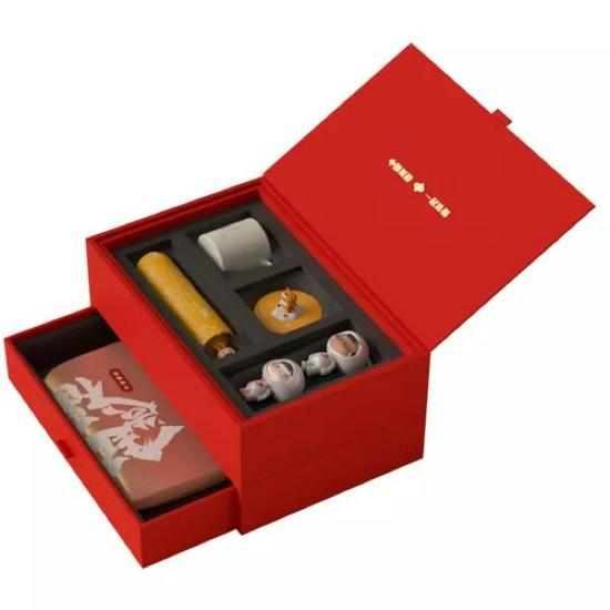 福彩公益禮盒