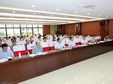 廣西福彩中心黨總支部多措并舉加強意識形態工作 筑牢黨員干部思想防線