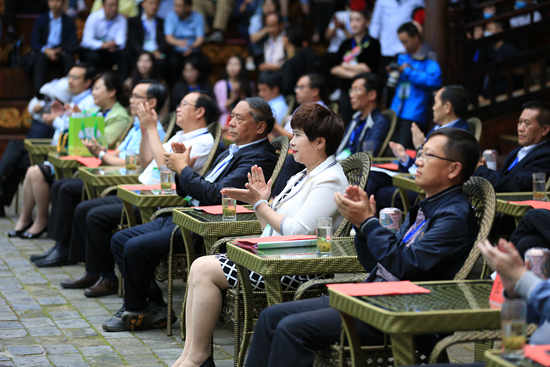 第12届贵州茶产业博览会黔东南产销对接活动