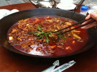 #贵州必吃神店#【雨田辣子鸡】