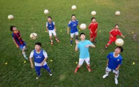 中葡足球对抗赛8月举行 菲戈要来贵州凯里了