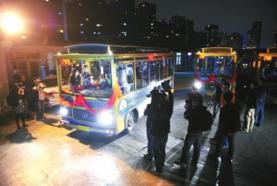 """贵阳北站夜间公交""""不打烊"""" 最新线路公布"""