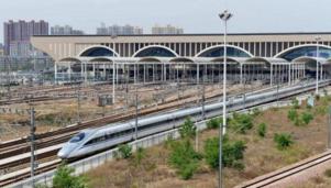 因川黔铁路施工 贵州铁路3趟长途普列调整运行区间