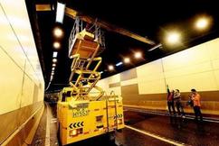 遵义东联线湘江桥封闭施工5个月