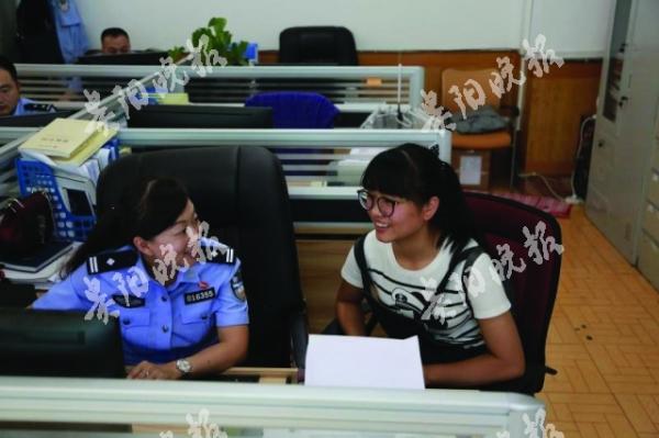 都匀一名孤儿考上大学 民警奔忙为她筹了5年生活费