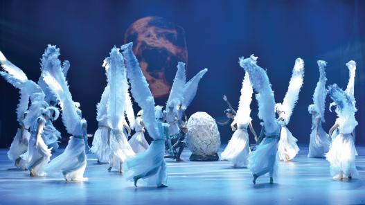 第4届丝绸之路国际艺术节 苗族舞剧《蝴蝶妈妈》亮相