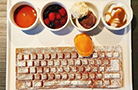 華夫餅鍵盤