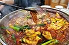 大方豆干火锅