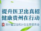 贵州省卫生和计划生育委员会专题